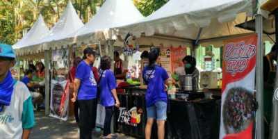 Kuliner Pinggir Laut di Pandeglang Food Festival
