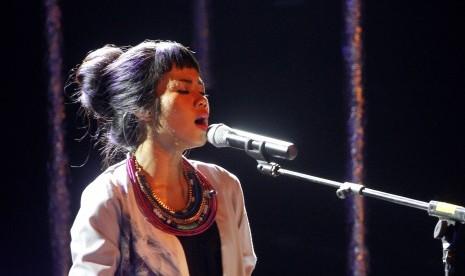 Impian Yura Yunita Ciptakan Lagu Blues