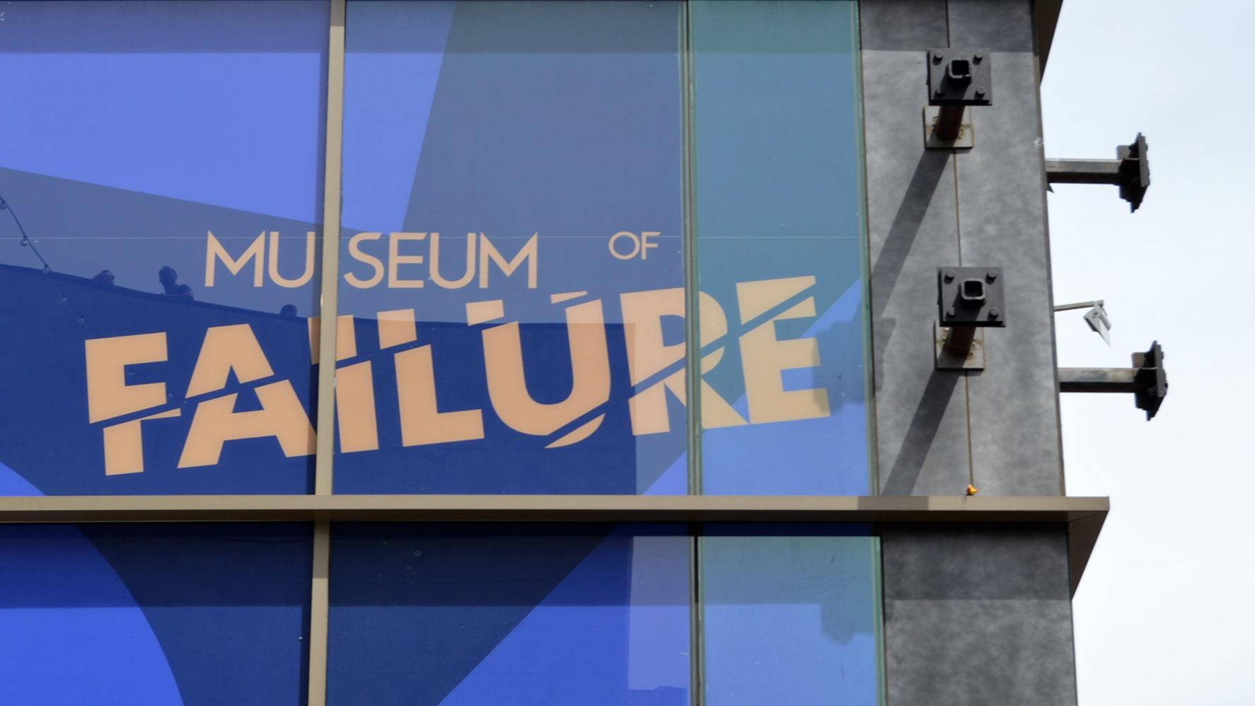 Melihat Pameran Produk Gagal dari Seluruh Dunia di Museum of Failure